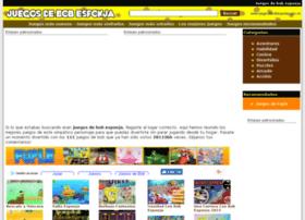 juegosdebobesponja.com.ve