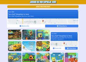 juegosdebobesponja.com