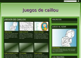 juegosdecaillou.com
