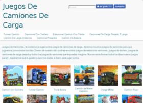 juegosdecamionesdecargapesada.com