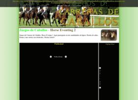 juegosdecarrerasdecaballos.com