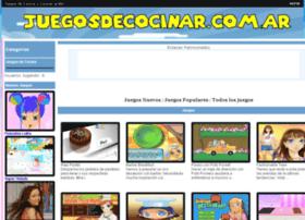 juegosdecocinar.com.ar