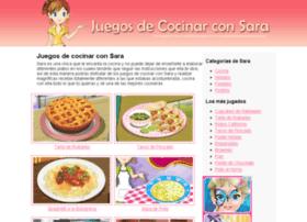juegosdecocinarconsara.org