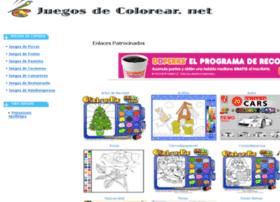 juegosdecolorear.net
