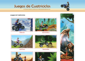 juegosdecuatriciclos.org