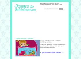 juegosdecuidadoras.com
