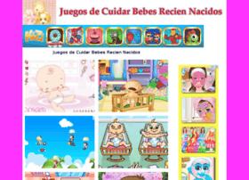 juegosdecuidarbebesreciennacidos.com