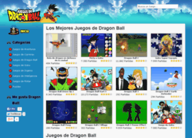 juegosdedragonball.wazooplay.com