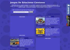 juegosdeestacionarcamiones.com