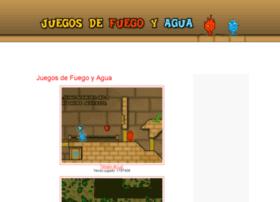 juegosdefuegoyagua.net