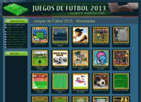 juegosdefutbol2013.com