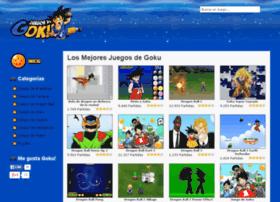 juegosdegoku.wazooplay.com