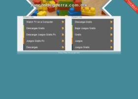 juegosdeguerra.com.mx