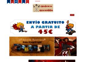 juegosdelamesaredonda.com