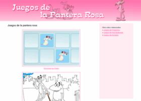 juegosdelapanterarosa.net