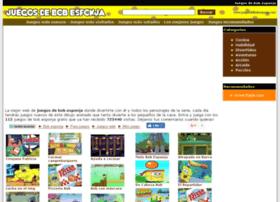 juegosdelbobesponja.com