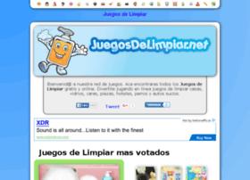 juegosdelimpiar.net