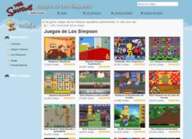 juegosdelossimpson.org