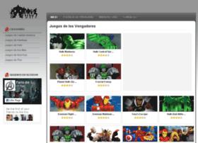 juegosdelosvengadores.info