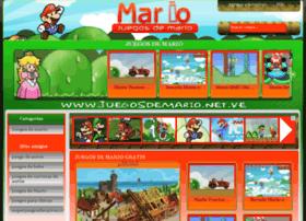 juegosdemario.net.ve