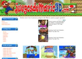juegosdemario3d.com