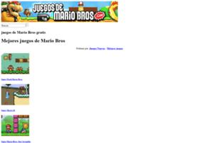 juegosdemariobros.com