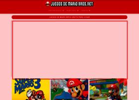 juegosdemariobros.org