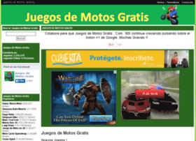 juegosdemotosgratis.com.mx