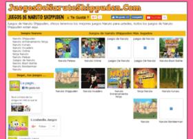 juegosdenarutoshippuden.com