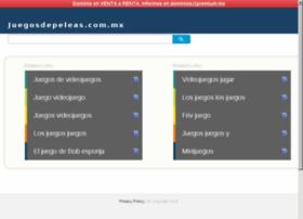 juegosdepeleas.com.mx