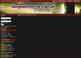 juegosdeterror.com.ar