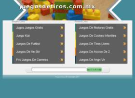 juegosdetiros.com.mx