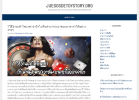 juegosdetoystory.org