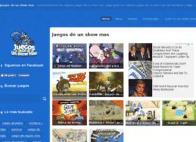 juegosdeunshowmas.net
