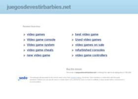 juegosdevestirbarbies.net