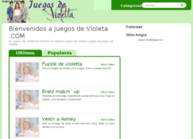 juegosdevioleta.com
