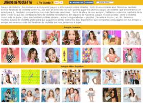 juegosdevioletta.com
