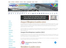 juegosenlondres2012.com