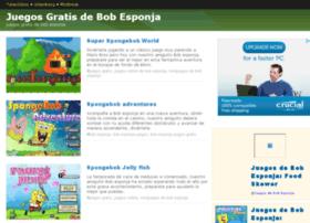 juegosgratisdebobesponja.mx