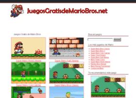 juegosgratisdemariobros.net