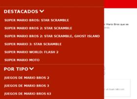 juegosgratisdemariobros.org