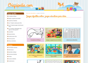 juegosinfantiles.chiquipedia.com