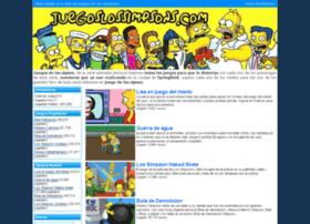 juegoslossimpsons.com