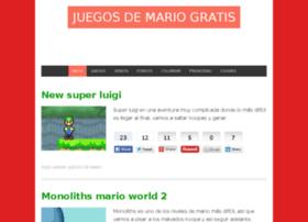 juegosmariogratis.es
