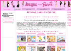 juegosparabarbie.com