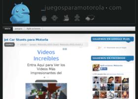 juegosparamotorola.com