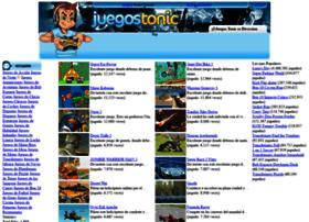 juegostonic.com