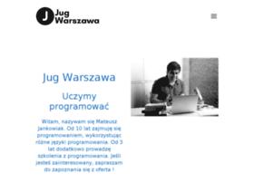 jug.warszawa.pl