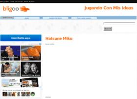 jugandoconmisideas.bligoo.com.ar