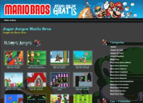 jugarjuegosmariobros.com